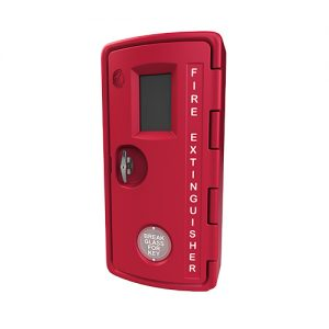 Fire Extinguisher LOCKING ONLY Cabinet 450BM