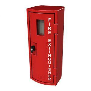 Fire Extinguisher NON LOCKING Cabinet 900