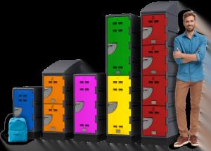A Series – School Locker