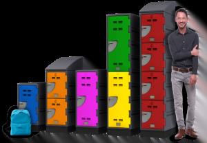B Series – Locker
